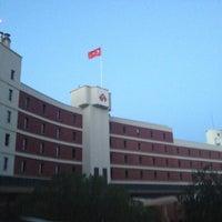 10/15/2012 tarihinde Baris Ozerziyaretçi tarafından İzmir Ekonomi Üniversitesi'de çekilen fotoğraf