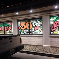 Photo taken at Del Taco by Devin K. on 8/2/2014