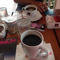 Photo taken at Rabika Coffee by Nick K. on 1/26/2014