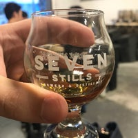 Photo prise au Seven Stills Brewery & Distillery par Frederic B. le4/20/2017