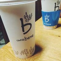 Photo taken at Caffé Bene by Jack C. on 4/13/2015