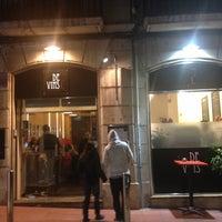 Foto tomada en Restaurant de Vins por Xavier V. el 12/1/2012