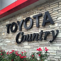 Photo taken at Fred Haas Toyota Country by Garretto L. on 5/5/2015