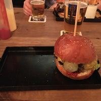 Photo taken at Buddies Burger Bar by Tom F. on 11/29/2016