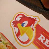 Photo taken at Red Robin Gourmet Burgers by Nephi W. on 2/18/2017