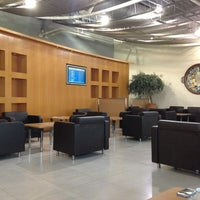Photo taken at Melina Merkouri Lounge by Amvrosios K. on 7/17/2013