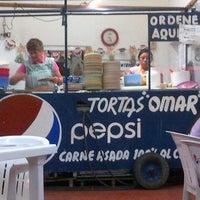 Photo taken at Tortas Don Omar by Ricardo H. on 12/5/2012