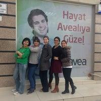 Photo taken at Avkom İletişim AVEA Dağıtım Merkezi by gökşen g. on 3/1/2014