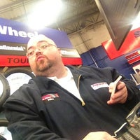 Photo taken at Pep Boys Auto Parts & Service by Max K. on 1/15/2013