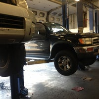 Photo taken at Pep Boys Auto Parts & Service by Max K. on 11/2/2012