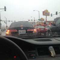 Photo taken at Gridlock Triangle by Max K. on 2/7/2013