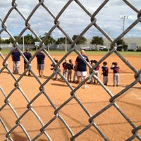 Photo taken at Margate Sports Complex by Randy B. on 11/10/2012