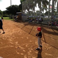 Photo taken at Margate Sports Complex by Randy B. on 10/13/2012