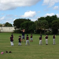 Photo taken at Margate Sports Complex by Randy B. on 10/20/2012