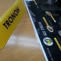 Photo taken at Mee Jawa Sri Perak Cafe by Mohd A. on 12/9/2013