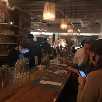 Photo taken at The Dabney by Food D. on 2/17/2018