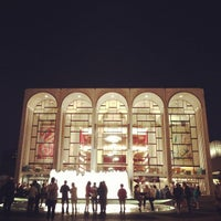 Photo taken at Josie Robertson Plaza (Lincoln Center Plaza) by Camilla C. on 6/16/2013