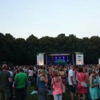 Photo taken at Wilhelminaveld by Bicboz on 7/17/2014