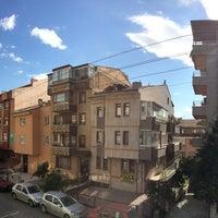 Photo taken at samet sirav balkonu by Agah Ö. on 6/4/2016