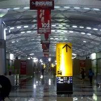Photo taken at Terminal 3 by Bambang L. on 12/14/2012