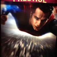 Photo taken at Ster-Kinekor Cinema Prestige by Brad K. on 7/6/2013