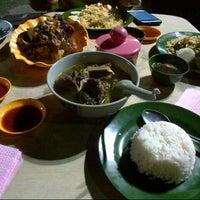 Photo taken at Pasar Malam Serian by Muhd I. on 2/1/2013