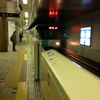 Photo taken at Subway Sapporo Station (N06/H07) by orange m. on 3/7/2013