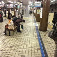 Photo taken at Subway Sapporo Station (N06/H07) by orange m. on 4/29/2013