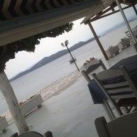 Photo taken at Ακρογιάλι by Eni 🎀 A. on 6/7/2013