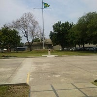 Photo taken at Centro de Educação Física Almirante Adalberto Nunes (CEFAN) by Marcelo S. on 2/19/2013