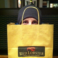Photo taken at Red Lobster by Lindsay A. on 2/4/2013