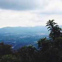 Photo taken at Cerro Espiritu Santo by Diego C. on 10/12/2014