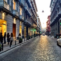 Photo taken at Via dei Mille by OnFeature T. on 11/14/2016