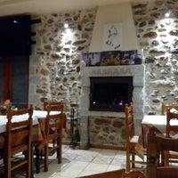 Photo taken at Ταβέρνα ο Έλληνας by Irini T. on 3/25/2016