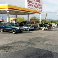 Photo taken at Shell by Jeremy B. on 5/24/2014