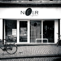 Photo taken at Noir Koffiebar by Ondrej K. on 3/9/2013