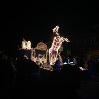 Photo taken at Carnaval Lichtstoet Beek by Mark R. on 2/7/2016