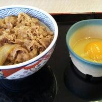 Photo taken at Yoshinoya by Kazui on 9/14/2013