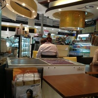 Photo taken at Caffè Nero by Simon P. on 1/18/2013