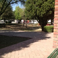 Photo taken at Parque Mariano Escobedo by Chava S. on 3/17/2013