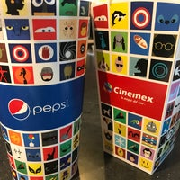 Photo taken at Cinemex by Chava S. on 8/5/2017
