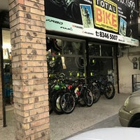 Photo taken at Total Bike by Chava S. on 11/1/2017
