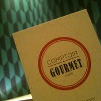 Das Foto wurde bei Comptoir Gourmet von Charles B. am 2/20/2013 aufgenommen