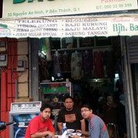 Photo taken at Hajah Basiroh Muslim Food by Faizal S. on 1/22/2013