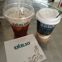 Photo taken at EXCELSO Express by Christine A. on 4/9/2013