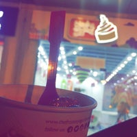 Photo taken at The Frozen Yogurt Factory by Yousof . on 5/13/2016
