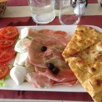 Photo taken at Pizzeria Corte Sconta by Daniele B. on 6/6/2013