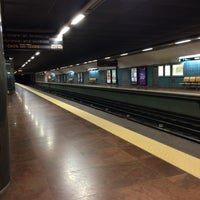 Photo taken at Metro Alvalade [VD] by Rafael A. on 3/7/2015