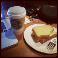 Photo taken at Starbucks by Khalid A. on 9/23/2012