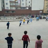 Photo taken at 29 Ekim İlkokulu by İsmet Ş. on 1/18/2017